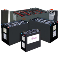 Аккумуляторная батарея для Etwo ALPHA-K/-K-S/-K-SB 3 PzV 210 (гелевая) фото 2
