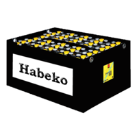 Тяговая аккумуляторная батарея для Habeko TP25 IC 2 PzS 160 фото 2