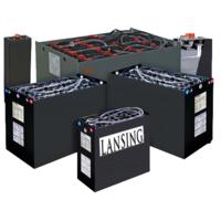 Тяговая батарея на Lansing EFG 4.2/10 5 PzS 625 фото 2