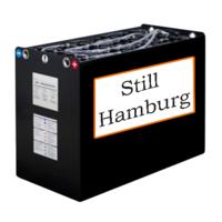 АКБ на Still Hamburg EK 12 3 PzS 465 фото 2