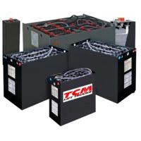 Тяговый аккумулятор для TCM FA 30 B 7 PzB 560 фото 2