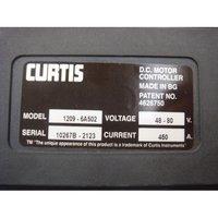 Блок управления двигателя CURTIS 12096A502