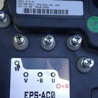 Блок управления двигателя ZAPI F07158
