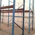 Паллетные болтовые стеллажи бу высота 3,7 м (лот 0318-6 ПАБ) фото 4