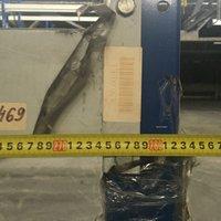 Болтовые стеллажи б/у высота 8м (лот 0119/74 ПАБ) фото 2