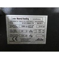 Высотный комиссионер Linde V 10 - 5212 ** NEW battery !!, год 2011 - 419DFBD7 фото 3