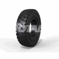 Цельнолитая шина SOLID TYRES/18X7X8TO