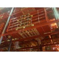 Паллетные фронтальные б.у. стеллажи Constructor (Finland) фото 2