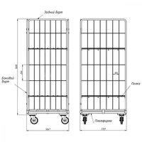 Ролл-контейнер стандартный К-1 фото 3