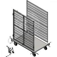 Шкаф сетчатый металлический ШСМ фото 4