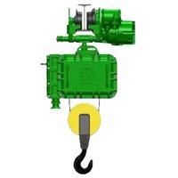 Таль электрическая взрывозащищенная г/п 2,0 т Н - 6 м, тип ВТ