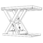 Диагностика подъемных столов