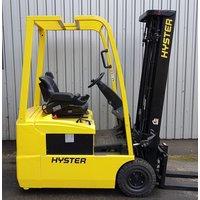 Электропогрузчик Hyster J 1.60 XM T, год 2008 - 16F645CA