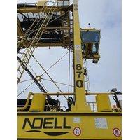 Погрузчик для контейнеров Konecranes Noell 634, год 2008 - 5B5B7D9F фото 2