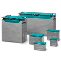 Гелевые аккумуляторные батареи 21EL00041