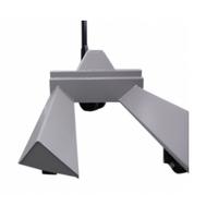 Тележка гидравлическая TISEL T-20 R700 для рулонов фото 3