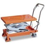 Гидравлический подъемный стол OL FD-100 1000 кг 1700 мм 1200/610/80 мм передвижной