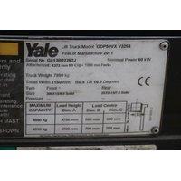 Дизельный погрузчик Yale GDP50VX, год 2011 - 5C827E6D фото 4