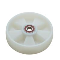 Колесо рулевое П/А для рохли (200*50 мм)