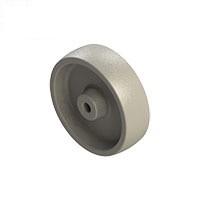 Колесо для тележки промышленное Ø 160х45 мм