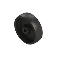 Колесо для тележки промышленное Ø 160х45 мм фото 2