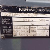 Ричтрак Nichiyu FBRF15-75-630 MSF (2007 г.в.) фото 5