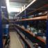 Среднегрузовые стеллажи бу КИФАТО высота 2,5 м (лот 0618/30-СГ) фото 4