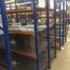Среднегрузовые стеллажи бу КИФАТО высота 2,5 м (лот 0618/30-СГ) фото 2