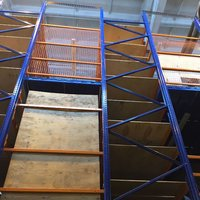 Мезонин 3-х этажный бу КИФАТО (H=8500 мм) фото 10