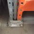 Паллетные металлические стеллажи бу рама 4,5 м (лот 0418/15-ПА) фото 8