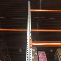 Паллетные стеллажи б/у Констрактор H 5700 мм