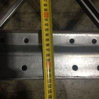 Паллетные стеллажи б/у Констрактор H 5700 мм фото 2