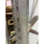 Паллетные стеллажи б/у Констрактор высота 8 метров