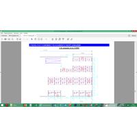 Мезонинный стеллаж б/у МЕТЕК (лот 0618/19-МЕ) фото 6