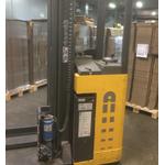 Штабелер - ричтрак ATLET ATF-AJN100 DTTFV 570 бу г/п 1,0 т на в/п 5,7 м (лот 0318/12 Р)