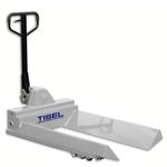 Тележка гидравлическая TISEL T-20 R1000 для рулонов