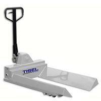 Тележка гидравлическая TISEL T-20 R500 для рулонов