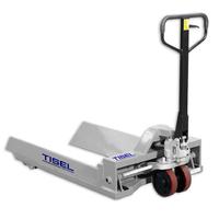 Тележка гидравлическая TISEL T-20 R700 для рулонов фото 2