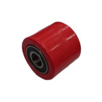 Ролик П/У подвилочный для рохли (70*60 мм)