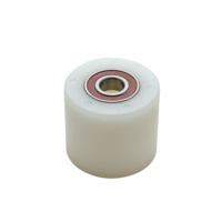 Ролик П/А подвилочный для рохли (80*70 мм) фото 3