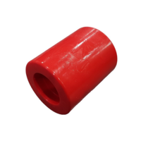Ролик П/У подвилочный для рохли (80*100 мм) фото 2