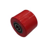 Ролик П/У подвилочный для рохли (80*60 мм)