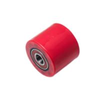 Ролик П/У подвилочный для рохли (82*70 мм)