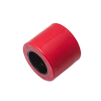 Ролик П/У подвилочный для рохли (82*70 мм) фото 2