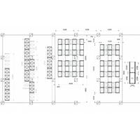 Набивные стеллажи б/у Складской мир высота 5,8 м (лот 0318/1-НА) фото 2