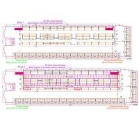 Мезонин 2-х этажный бу КИФАТО (H=6000 мм) фото 5