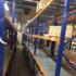 Среднегрузовые стеллажи бу КИФАТО высота 2,5 м (лот 0618/30-СГ) фото 5