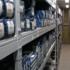 Среднегрузовые стеллажи бу высота 2,3 м (лот 0718/33-СГ)
