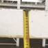 Паллетные стеллажи б/у ПОЛИМЕТАЛЛ М высота рамы 3,2 метра (лот 0618/28-ПА) фото 4