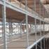Среднегрузовые стеллажи бу с металлическим и ДСП настилом высота 3,5 м (лот 078/39-СГ) фото 2